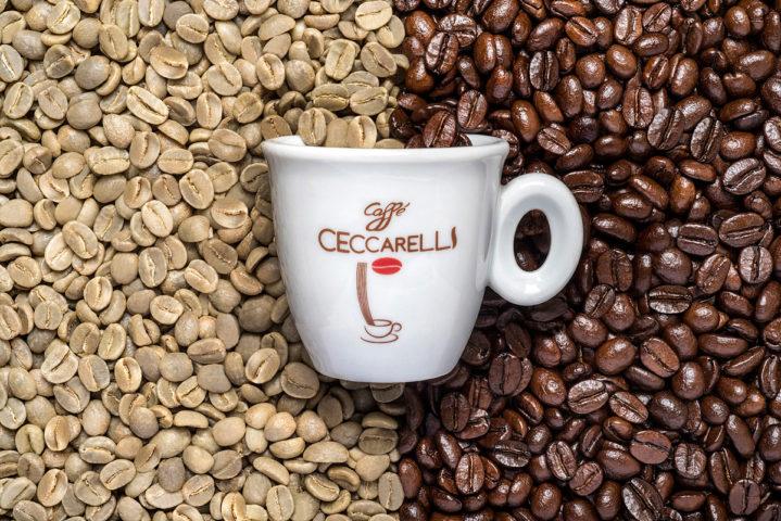 Still life in studio ditta Caffè Ceccarelli.