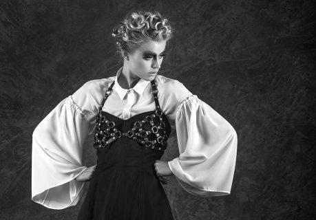 Campagna pubblicitaria Foto Morosetti 2016 - con Anna Sensation Parrucchieri.